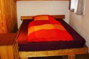Melcherhof - Teil eines Zweibettzimmers